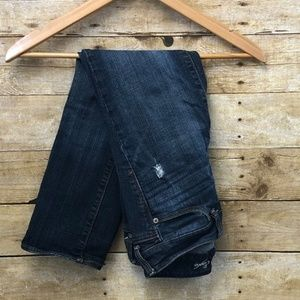 American Eagle Jeans Distressed Boot